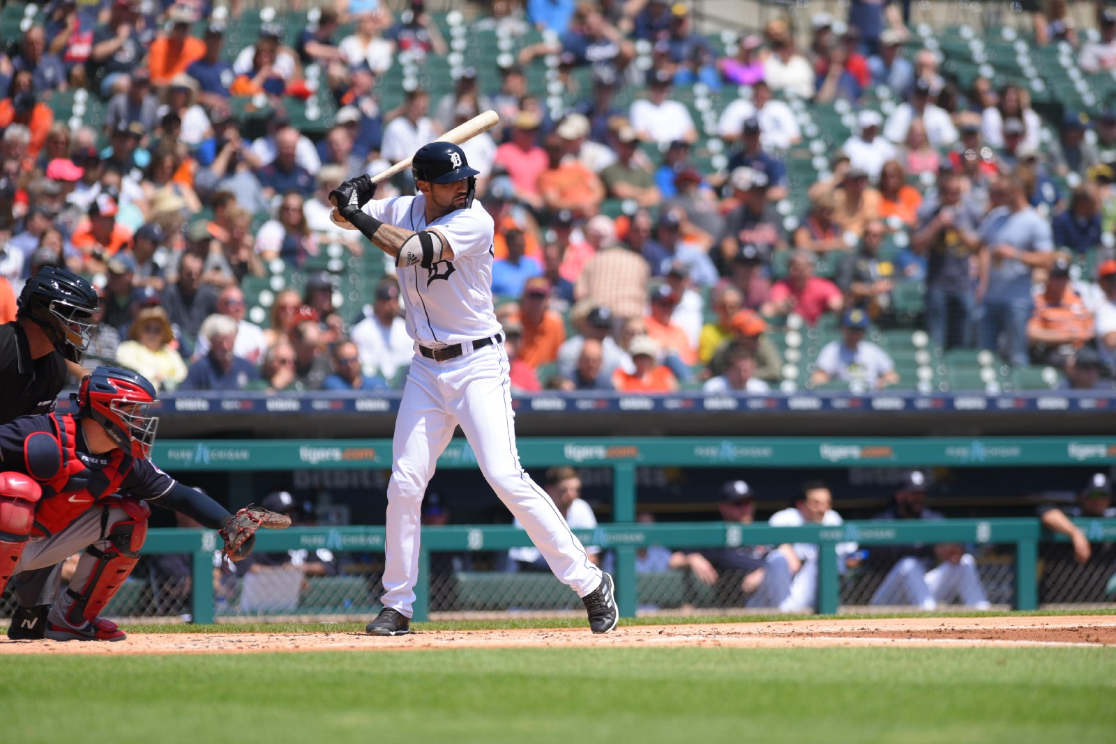 Nicholas Castellanos Named a Finalist for Silver Slugger Award