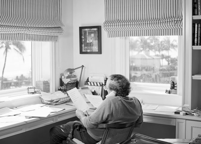 100 Famous Authors And Their Writing Spaces The Writing Cooperative