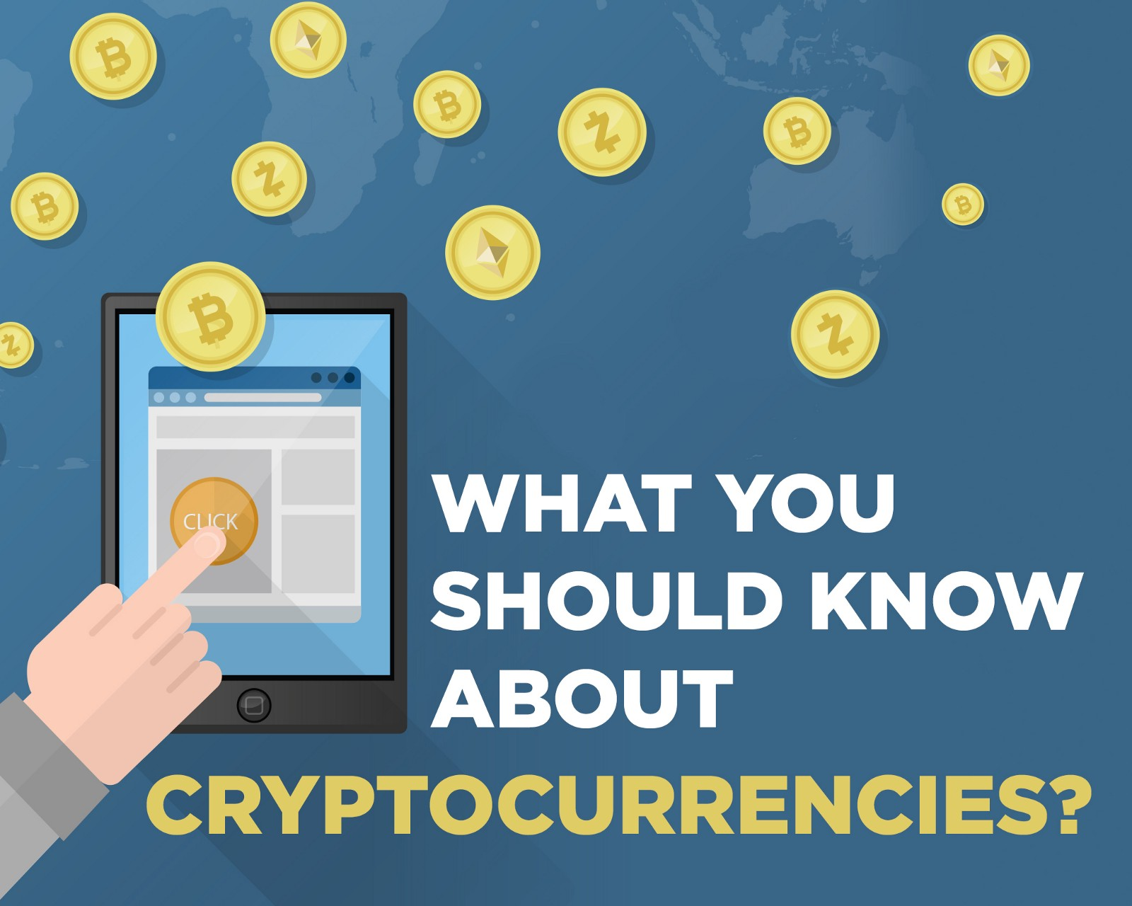 What should i know about cryptocurrency