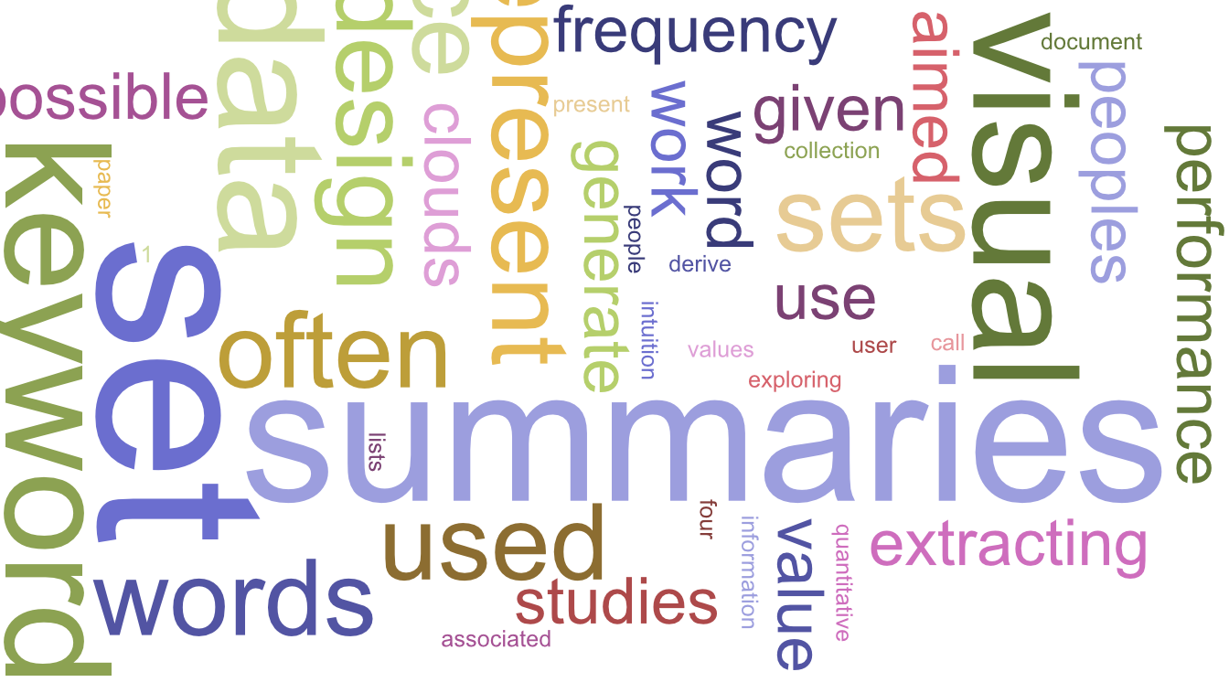 taking word clouds apart enrico bertini medium