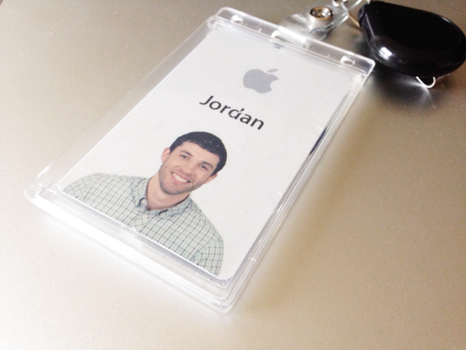 I wanted to work at Apple really bad, and now not so much.