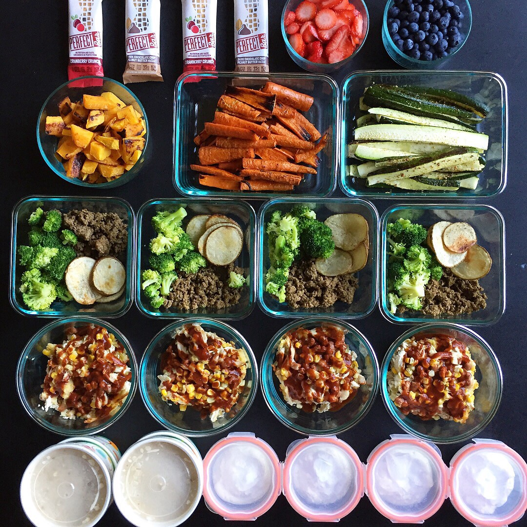 pictures How to Meal-Prep So You Become a Master