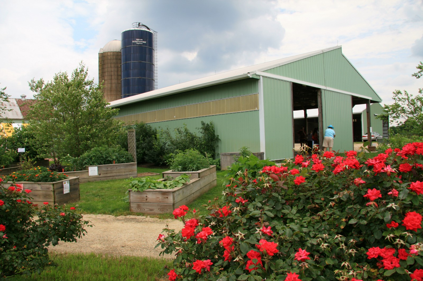 Exceptionnel The County And Rutgers Master Gardener Program Of Burlington County Will  Host The Burlington County Agricultural Center In Moorestown.