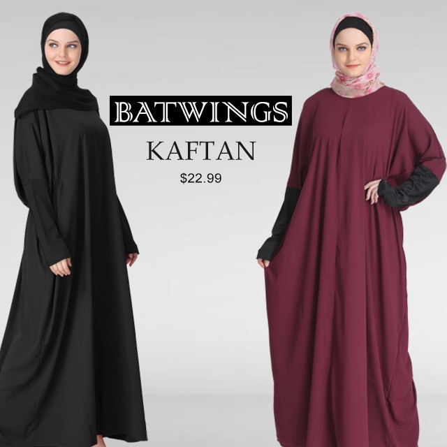 Plus Size Islamic Clothing Muslim Fashion Clothing 2018 Modest