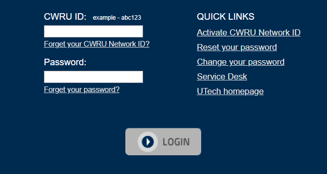 how to get past a password on a website
