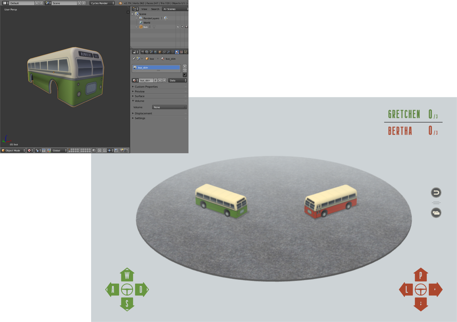 How to Import a 3D Blender Object into a Three js Project as a glTF