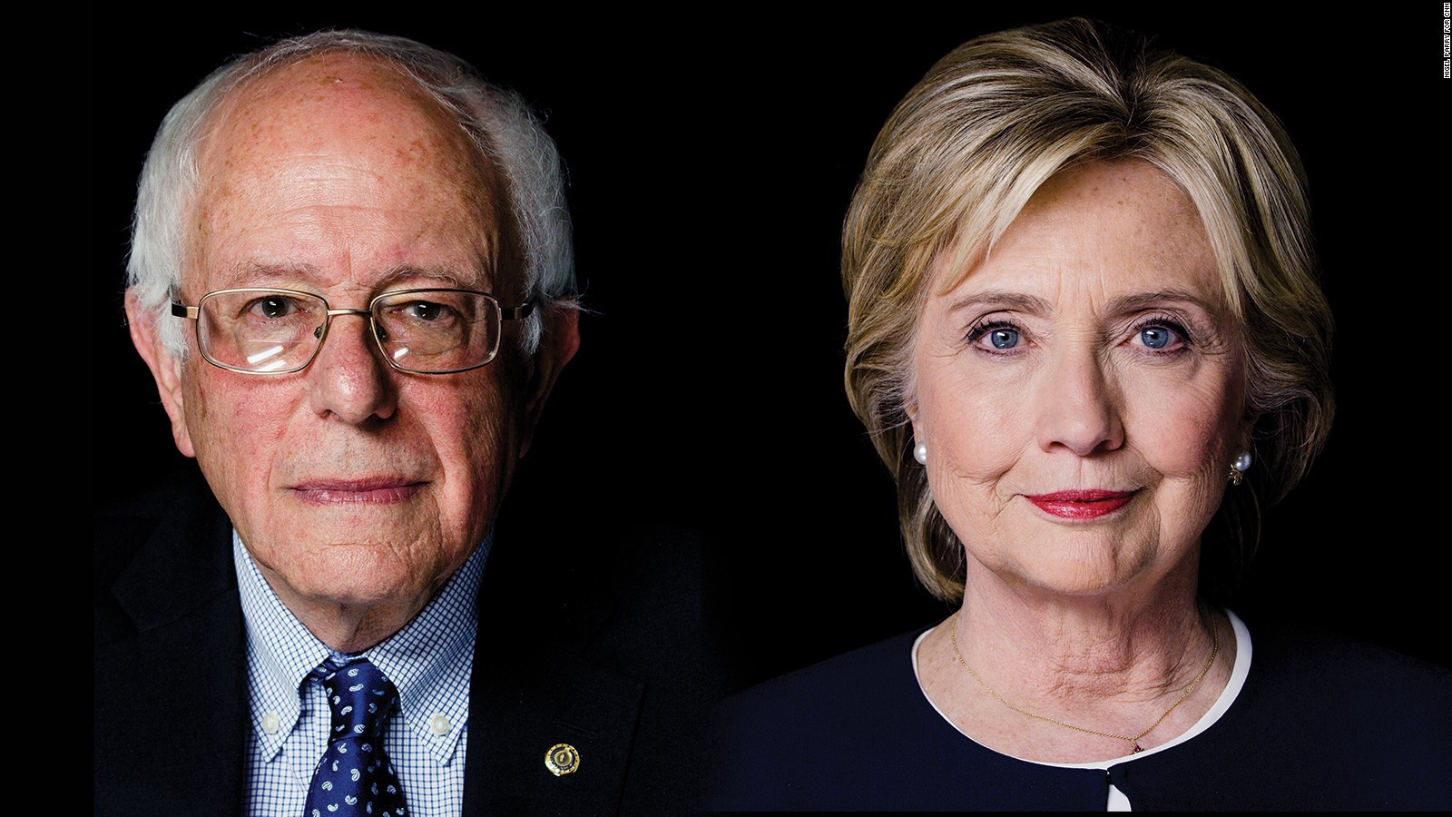 dear bernie supporters it s time to vote for hillary
