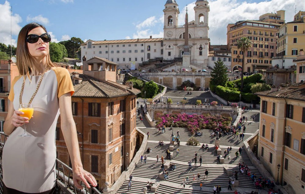 Best Places To Visit In Rome Travel Guide Chilling At The View Spanish Steps