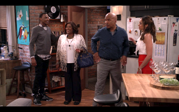 8f693e1908f365 Ranking The Finest Sneaker Moments Of  The Carmichael Show
