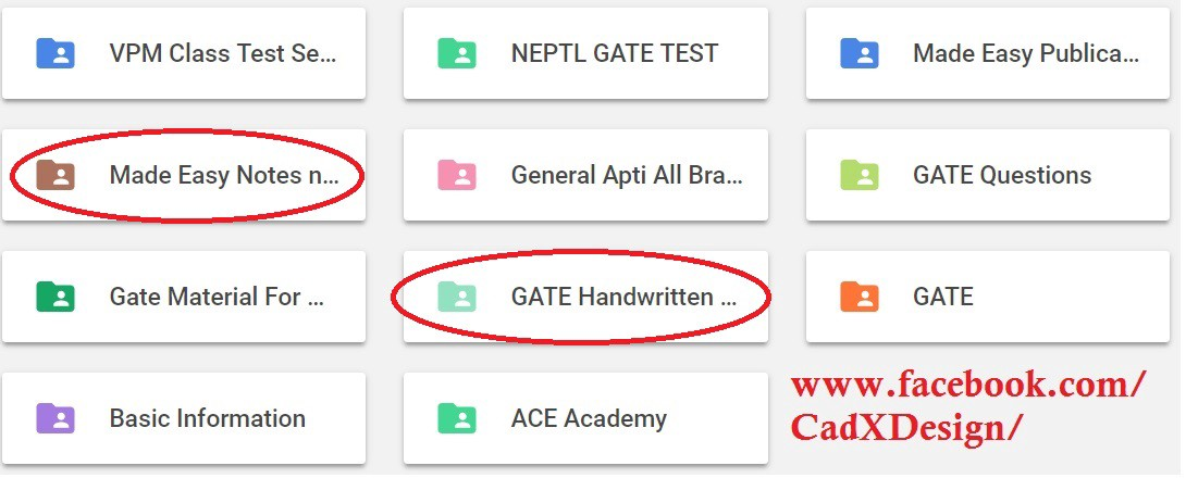 gate mechanical 2018 books notes made easy ace question bank