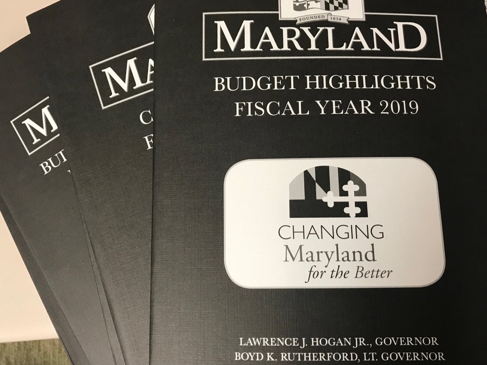 Another Year Another Hogan Budget With Education Cuts