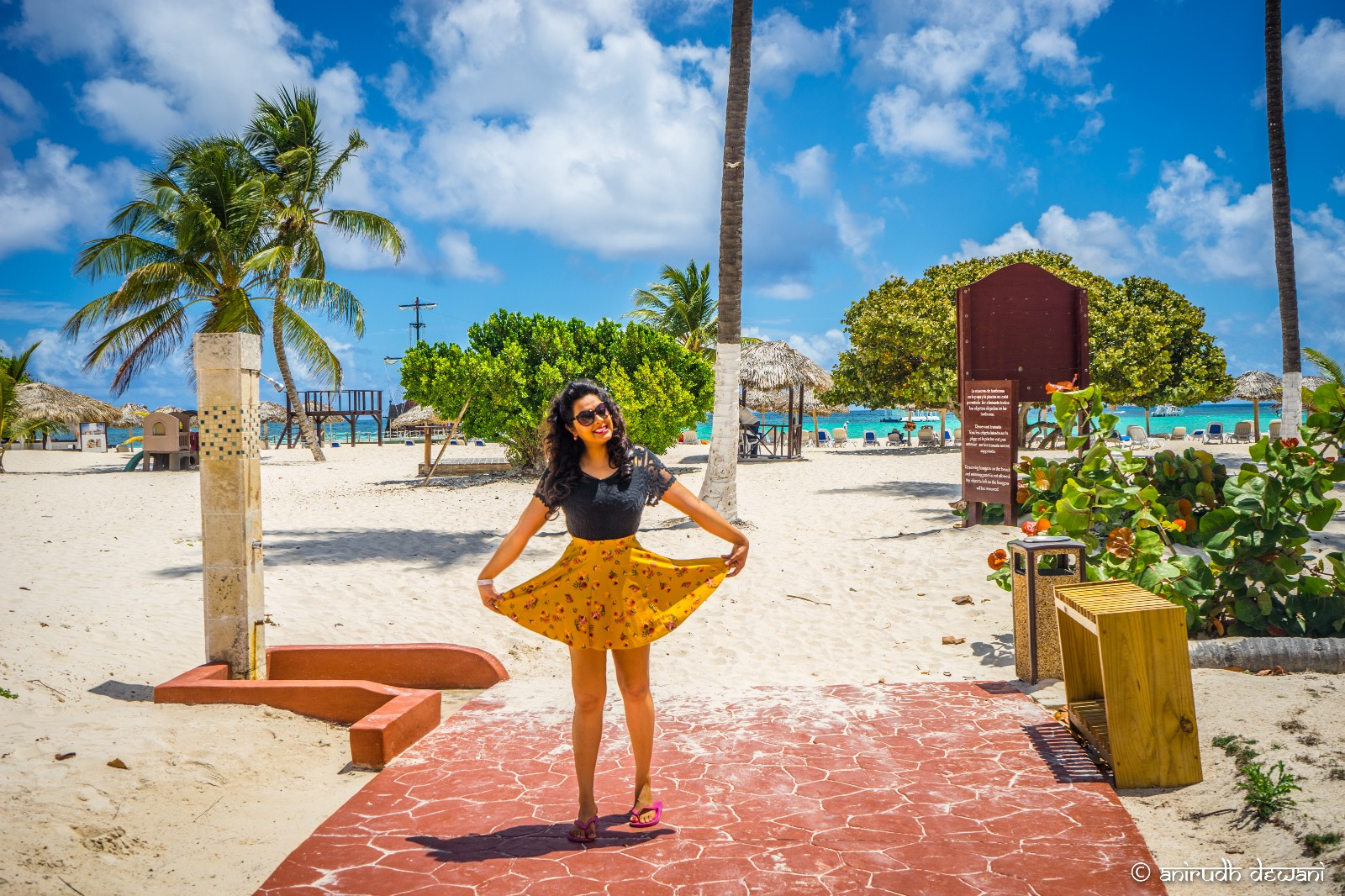 frequented by many americans does dominican republic live up to the