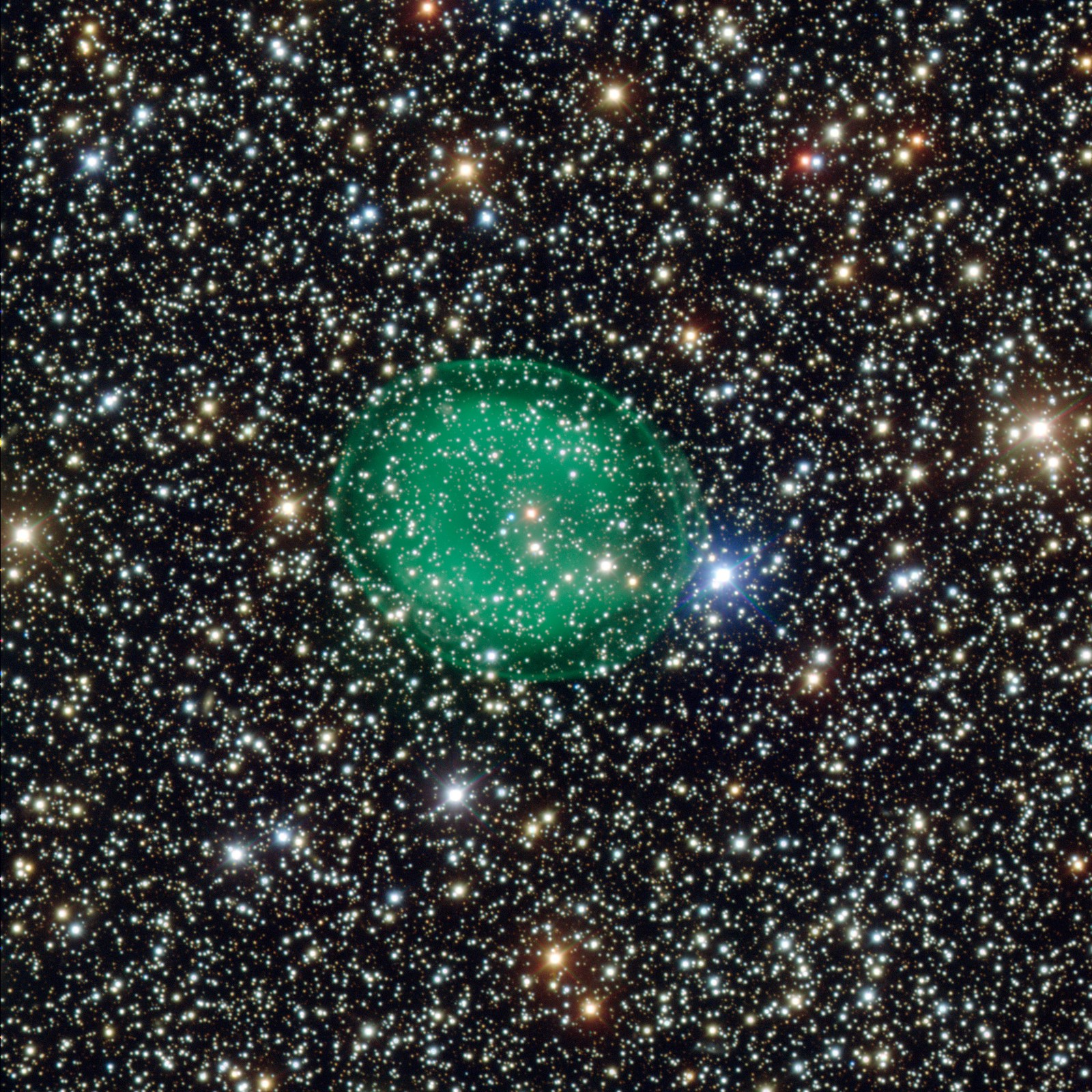 What is the oldest star in the universe starts with a bang image credit european southern observatorys very large telescope of planetary nebula ic 1295 nvjuhfo Images