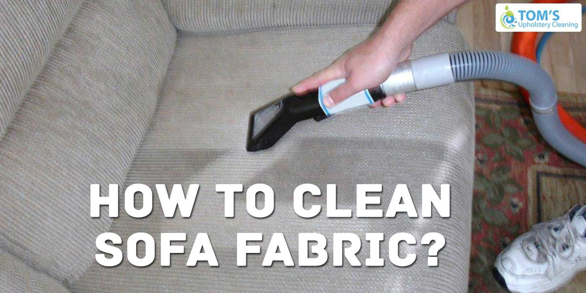 We Think It Is Time For You To Get Some Cleaning Done Suggest That One Should Their Sofa And Other Furniture Fabric