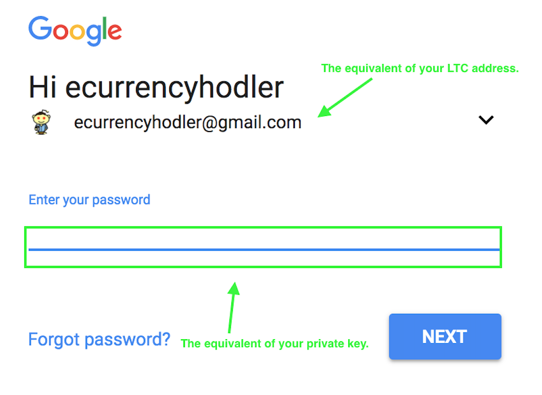 How to calculate public key from private key bitcoin