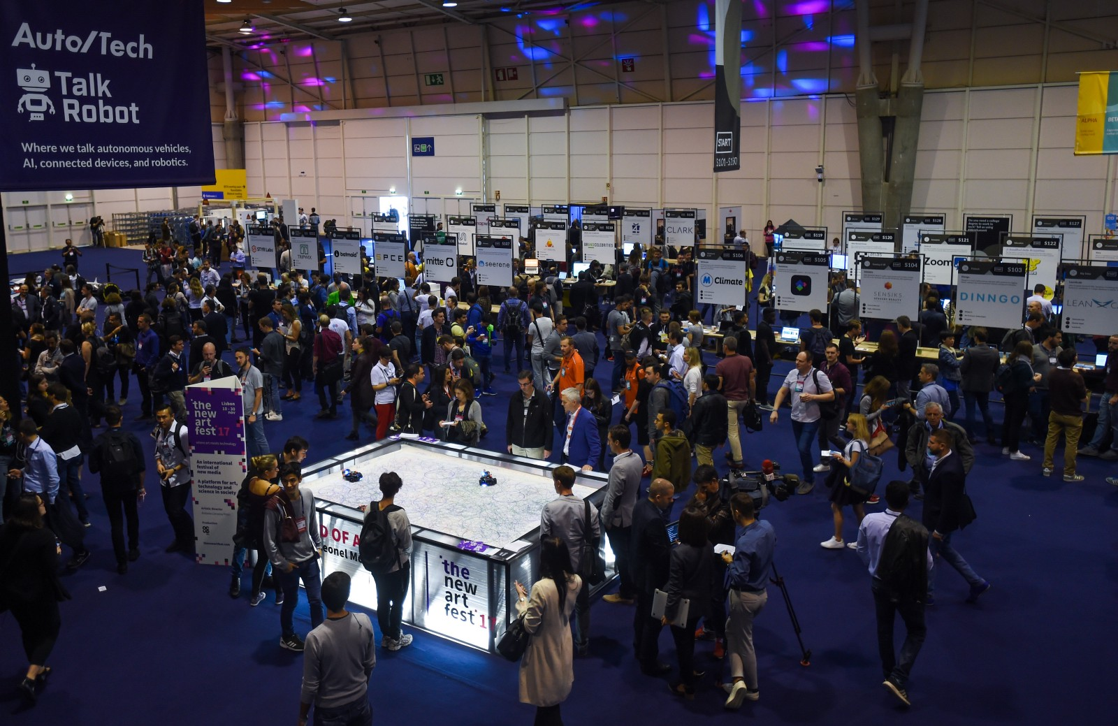 The most in-demand AI & machine learning startups at Web Summit 2018