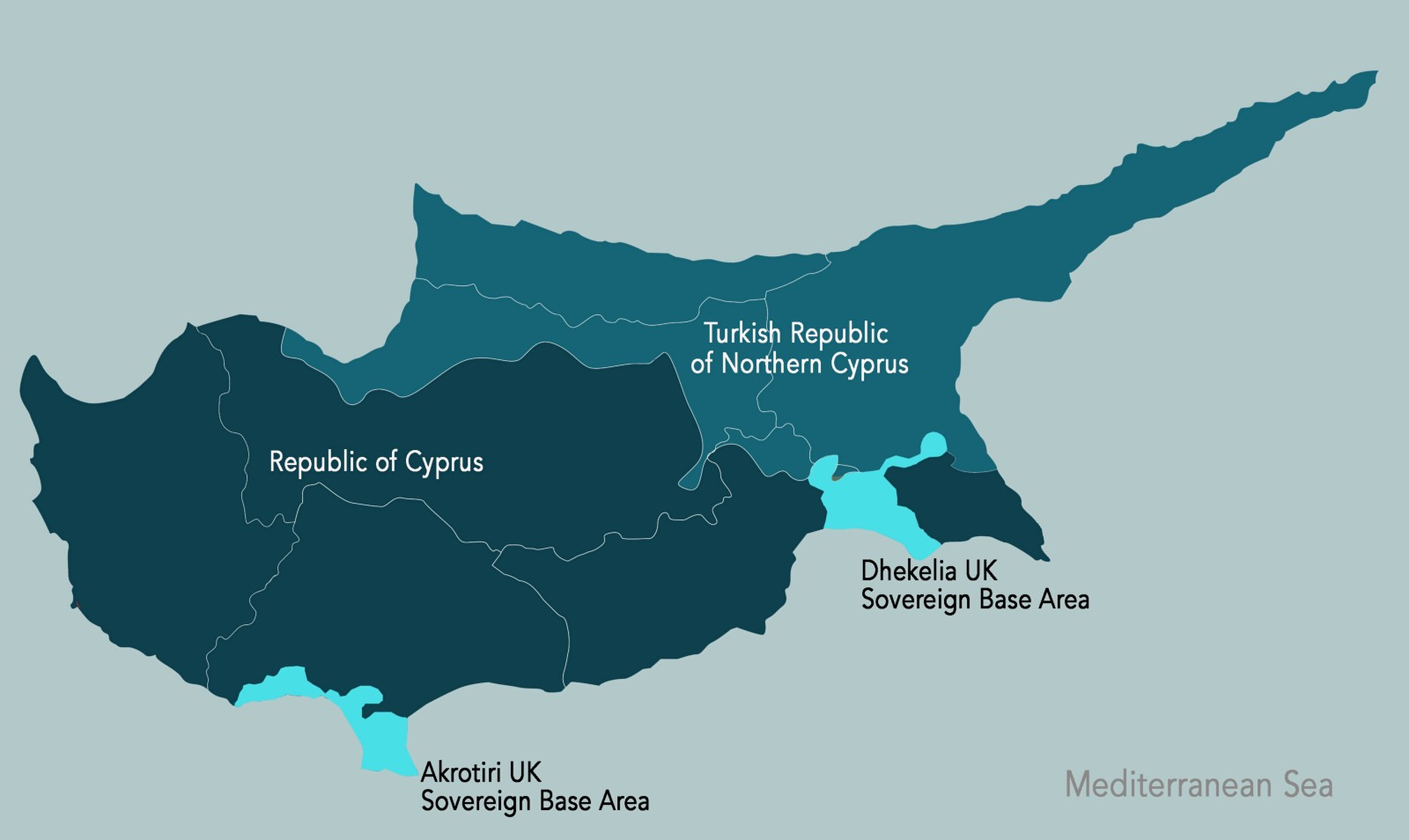 Where is cyprus on the world map picture ideas references where is cyprus on the world map source u s central intelligence agency gumiabroncs Choice Image