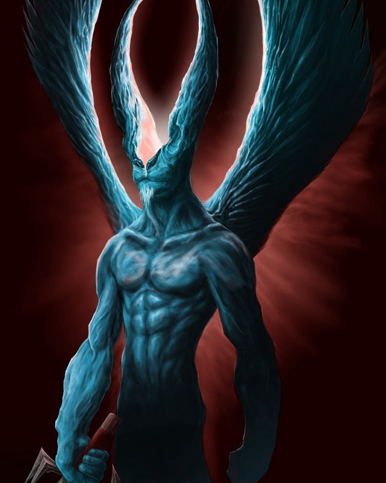 You Are My Samael, You're Not My Satan.