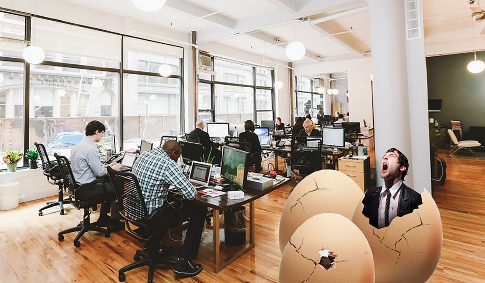 images The hope of the incubator is to provide more space for NYC-based companies to grow in the city. A few months in, the startups are still getting settled in, but already JLabs has cemented its place in NYCs biotech and health-tech scene