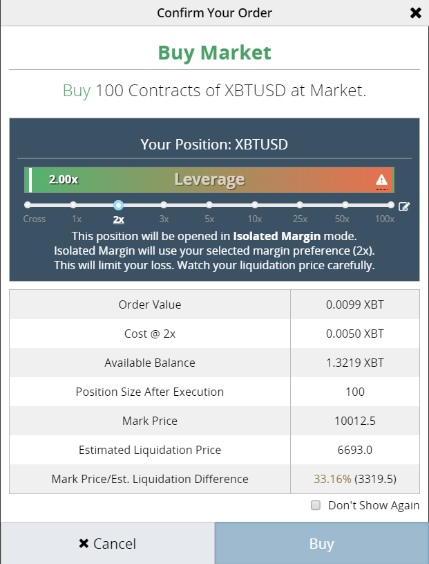 A Quick Starter Guide to Leveraged Trading at BitMEX