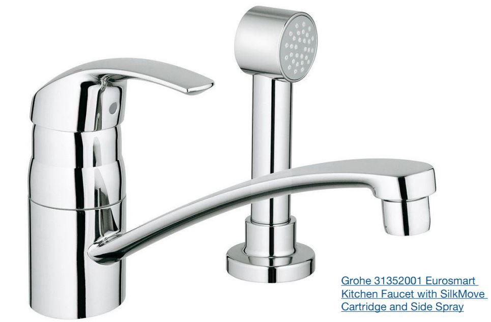 Grohe Kitchen Faucets Offer A Variety Of Styles And Applications