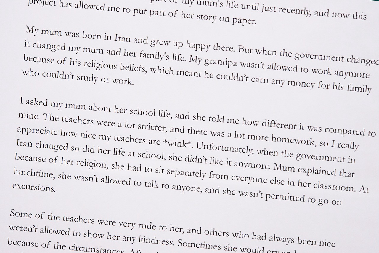 Sparks Stories A Collection Of Student Writing Abe Moore Medium