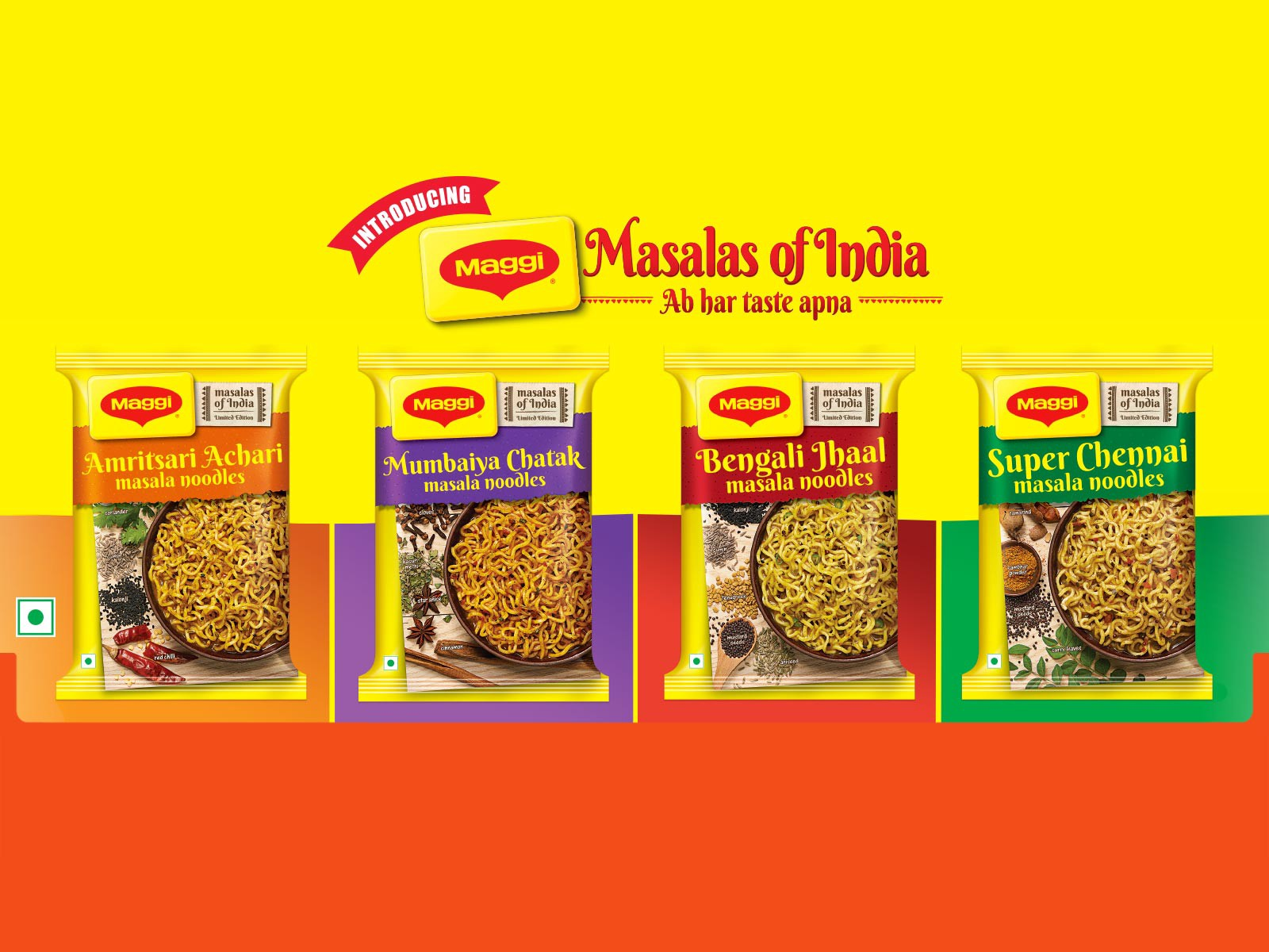 The Maggi Masalas Of India Box Is Now Exclusively Available On Paytm