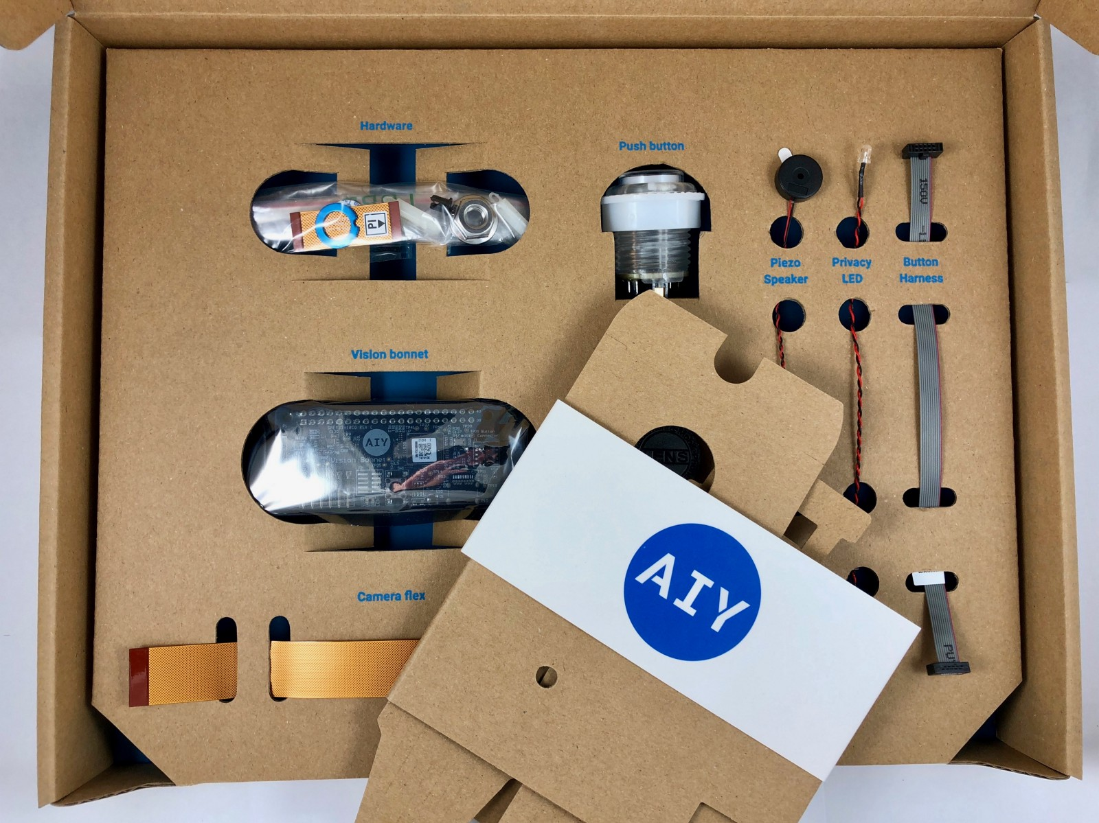 Hands On With The Aiy Projects Vision Kit Alasdair Allan Medium