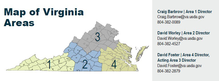 Virginia News And Announcements USDA Rural Development Va Medium - Rural development loan map oklahoma