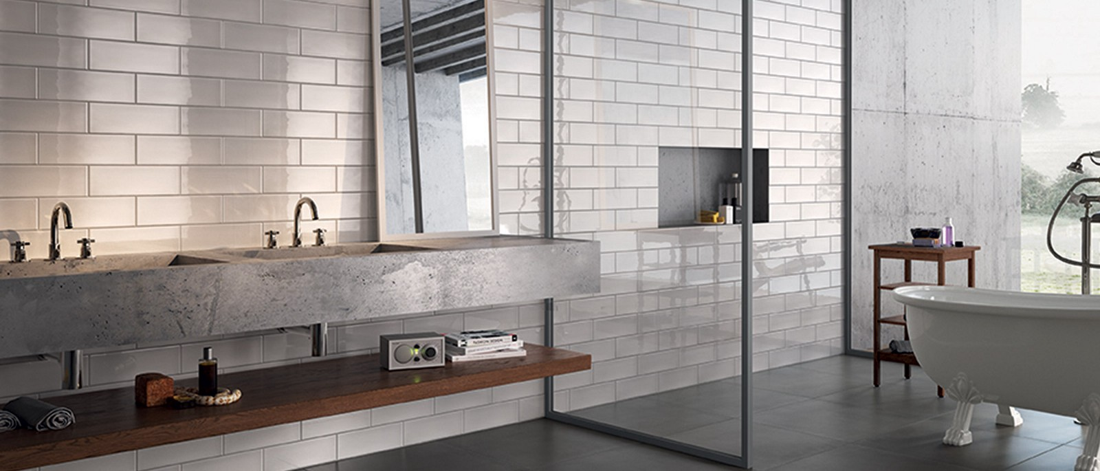 . Beautify your home interiors with stylish wall tiles