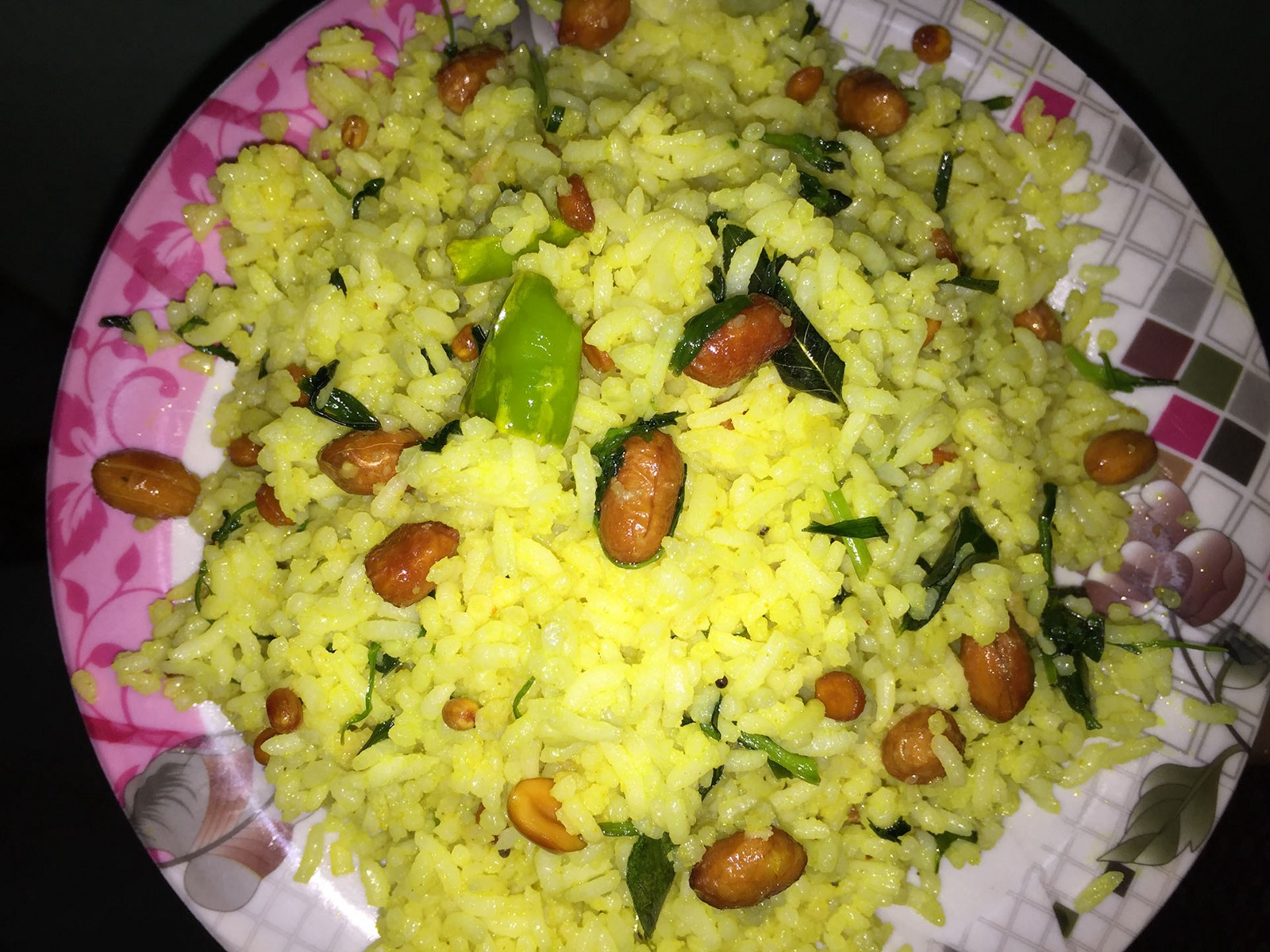 Lemon Rice Is The Easy And Simple Recipe Everyone Like This Almost Every Student Office Persons Prefers As Lunch Box