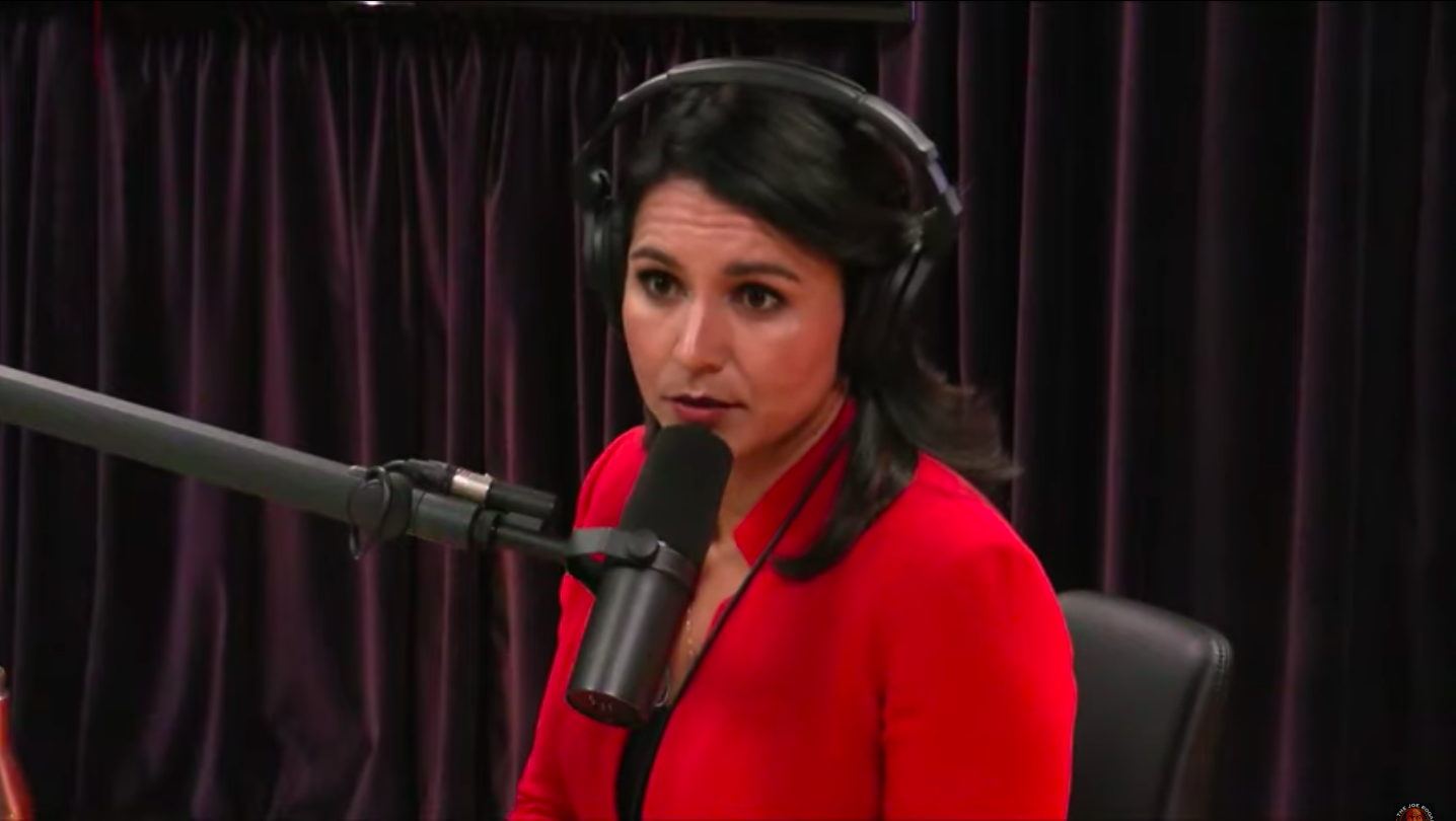 MEDIUM – Tulsi Gabbard Says She'd Drop All Charges Against Assange And Snowden