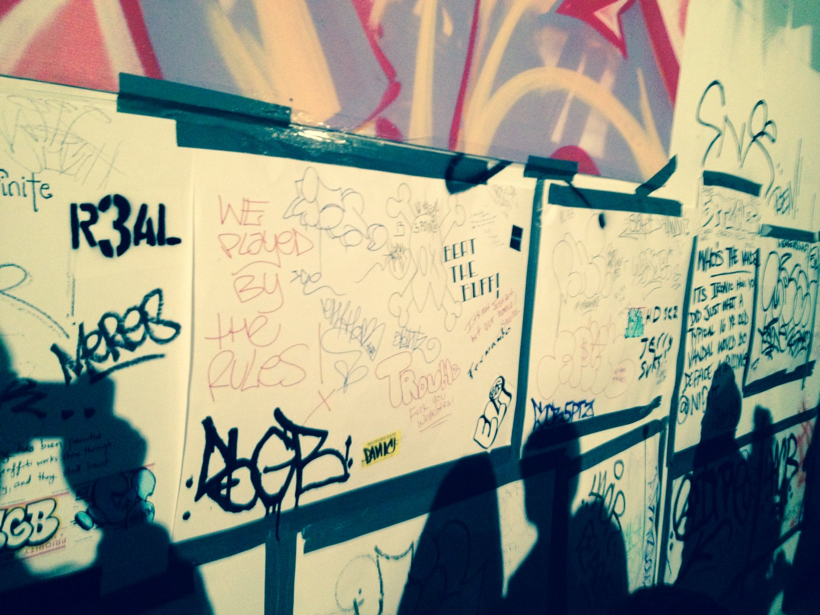 How a New York Developer Gentrified the #$&*!# Out of a Graffiti ...