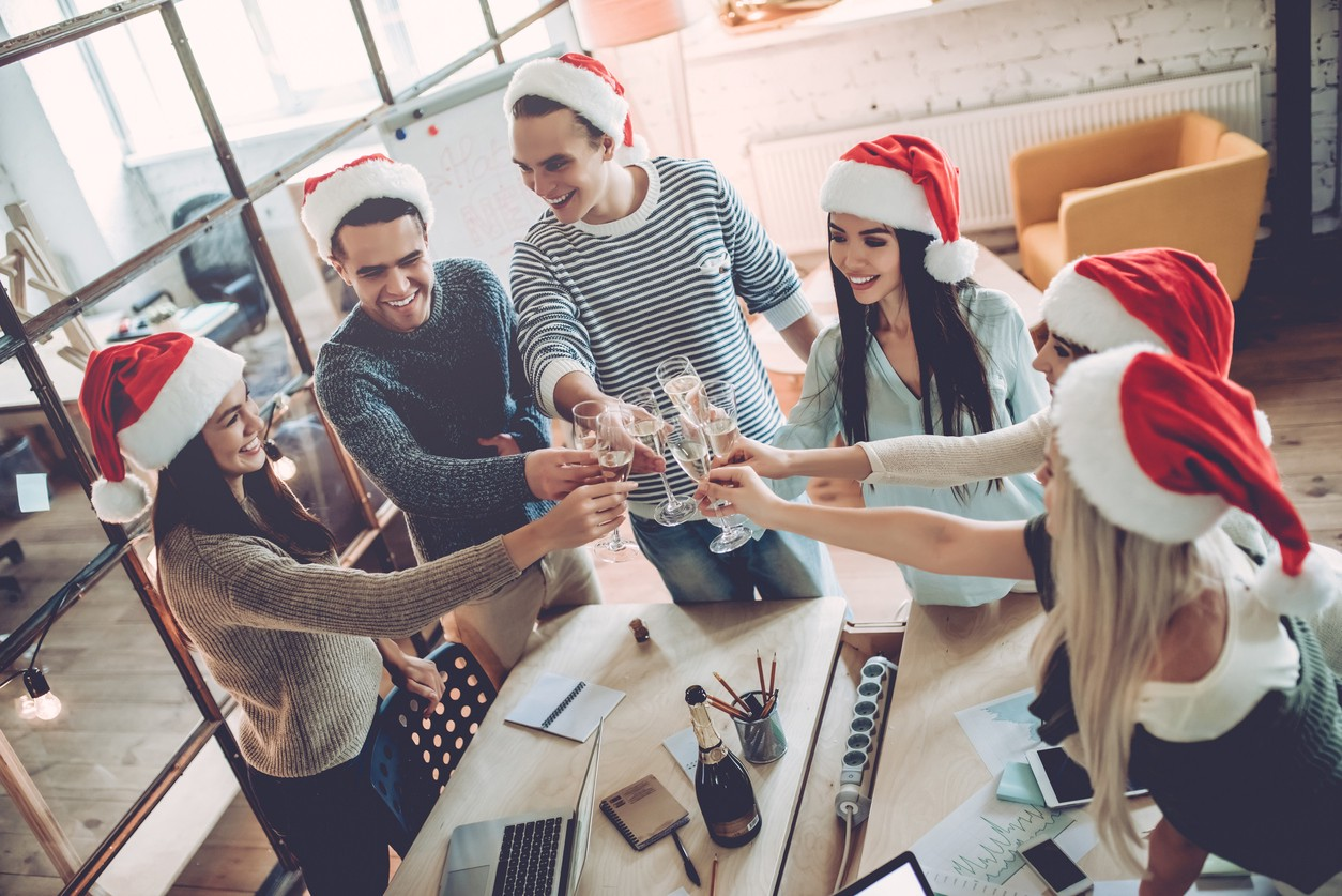 8 Great Christmas Team Building Ideas Don T Panic Just Hire