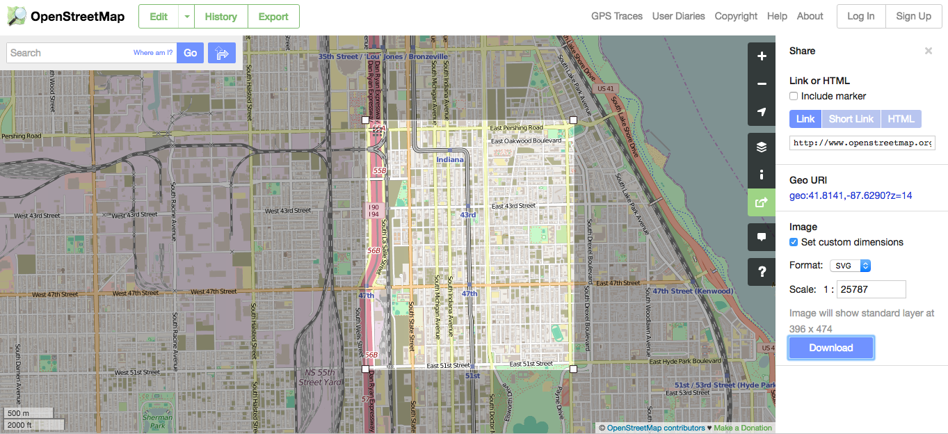 A Guide To Creating Scalable Vector Maps  Sam Rye  Medium