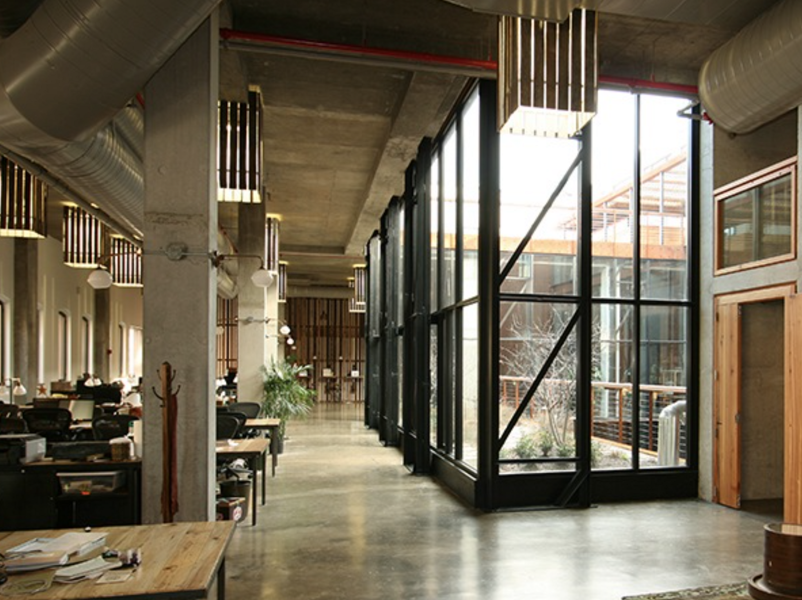 Our Office In Greenpoint A Renovated Pencil Factory Yes Pencils