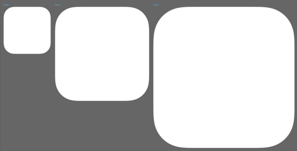 Ios Icon Shape Form The Official Template