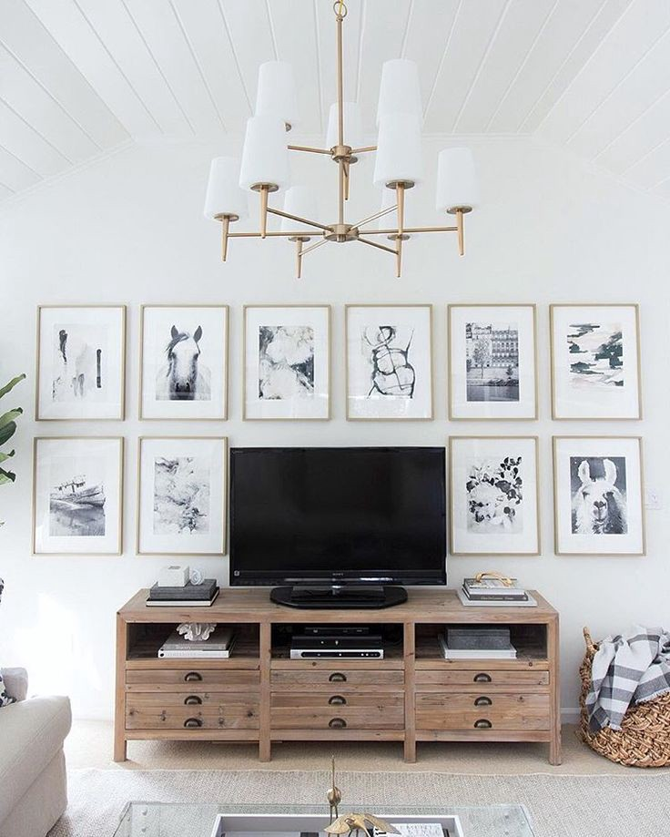Solution Design The Area First Where You Are Going To Place TV And Add Later This Way Your Sitting Space Will Not Just Be Stylish