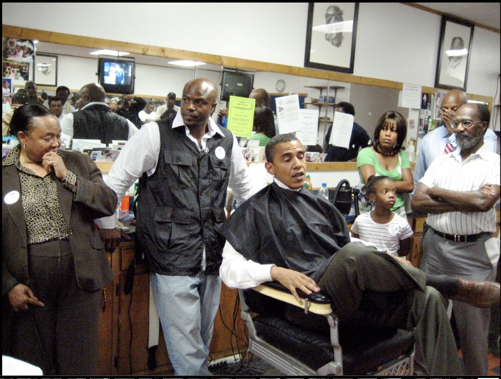 At Barber S The Only Place In Entire Cosmos Where Men