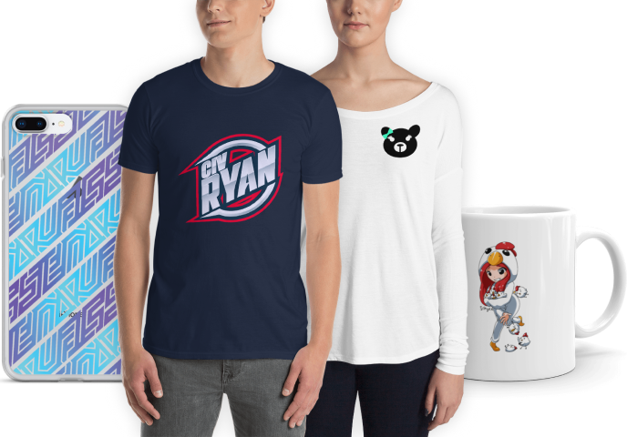 7e3636d9 Hey guys, quick intro: my name is Geoff, PM for Streamlabs Merch. I've been  manufacturing apparel for close to 14 years now and I am super excited to  share ...
