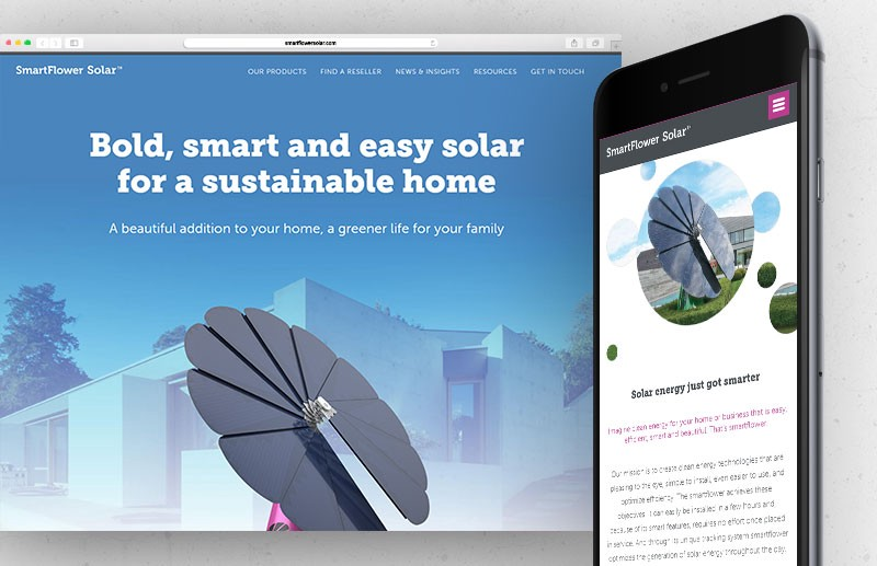 Planting the Seeds of Solar Innovation — How we Built the Website