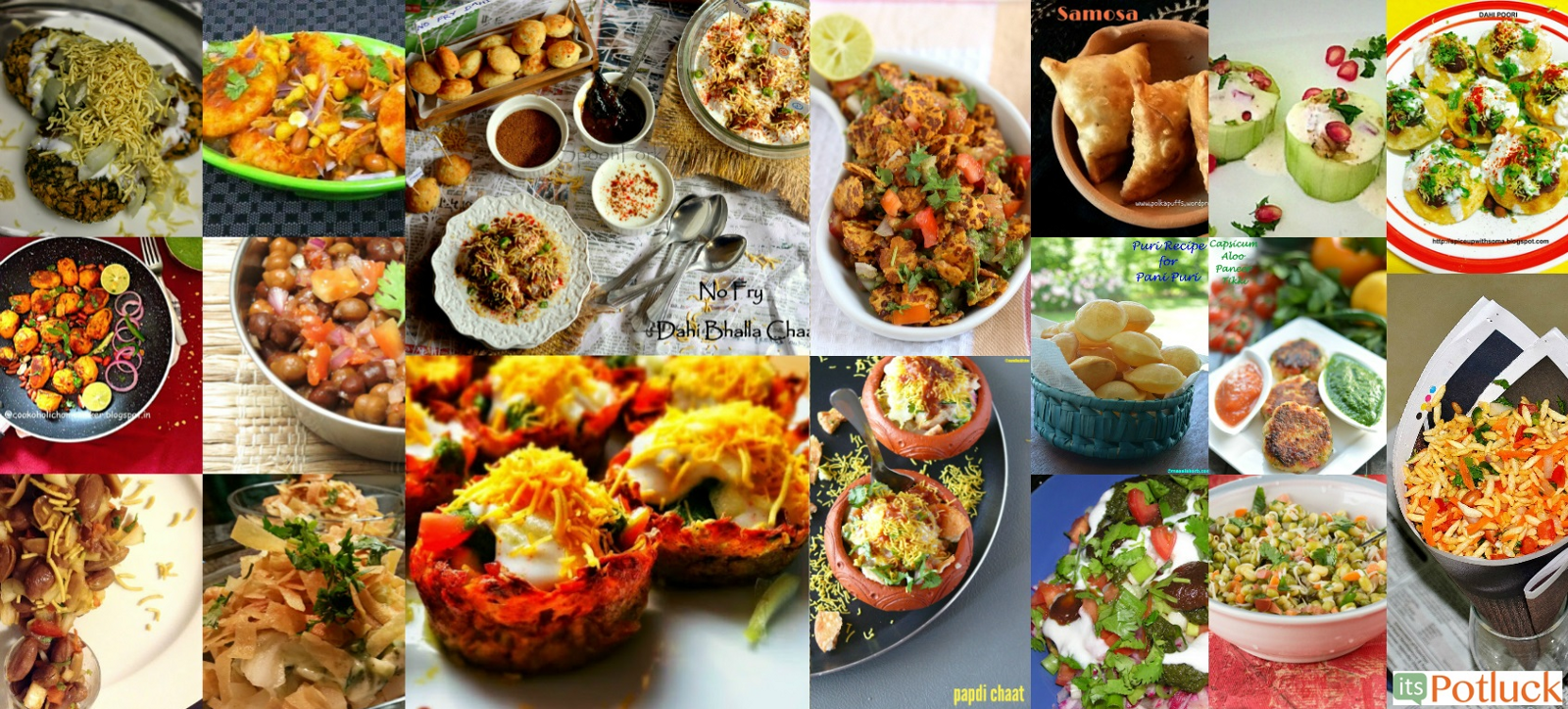 The Chaat Festivallets Chat About