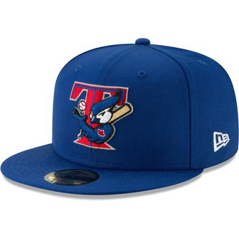 hot sale online 1dd2f d643d Men s Toronto Blue Jays New Era Royal Cooperstown Collection Alt Logo Pack  59FIFTY Fitted Hat