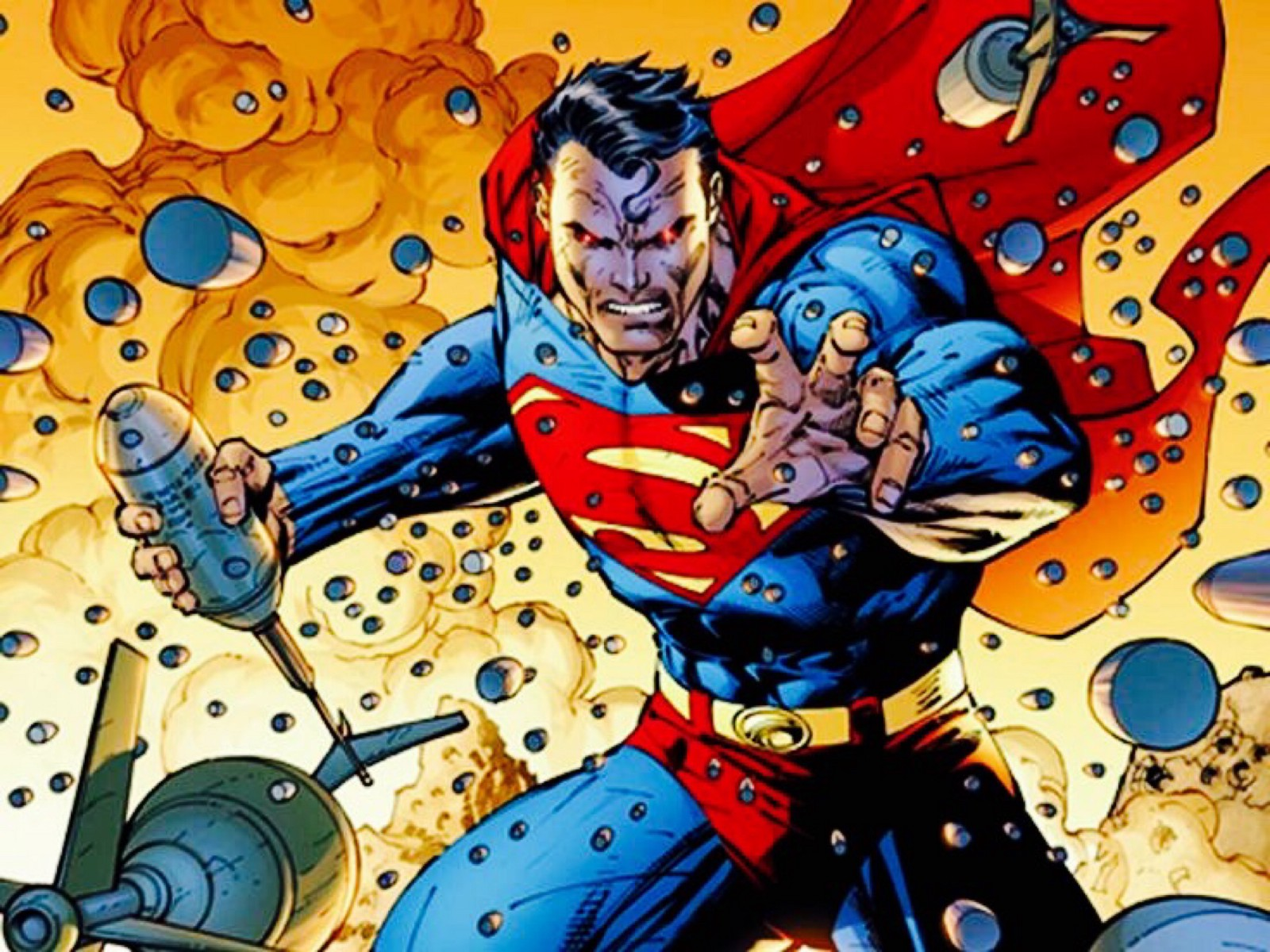 Does Superman Hate DHS?