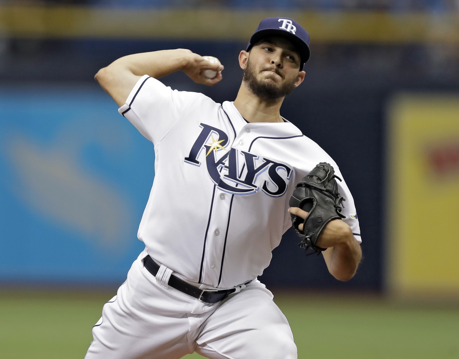 Jake Faria  Despite a one-month stint on the DL due to an abdominal strain f3b97bae7
