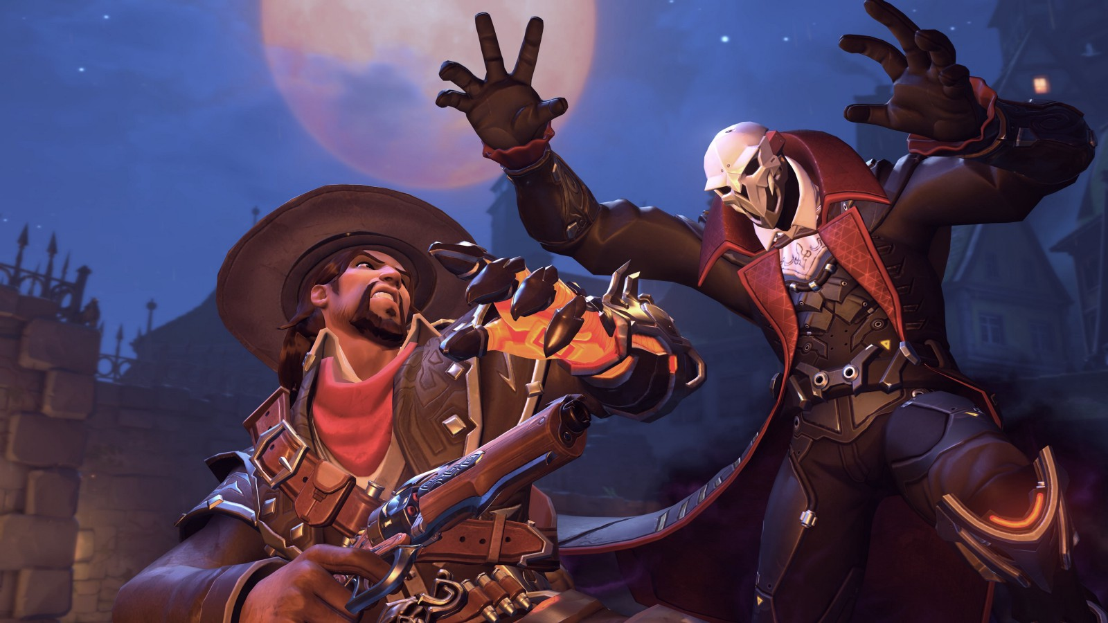 Overwatch: Halloween Terror 2017 Skins, Highlight Intros, and Emotes