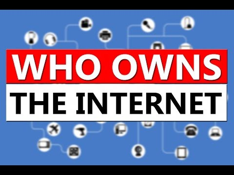 Who Owns the Internet ?