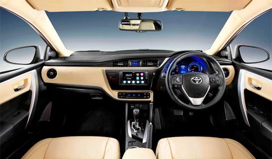 Toyota Corolla Altis Special Edition Debut With A 1 8 Liter Petrol