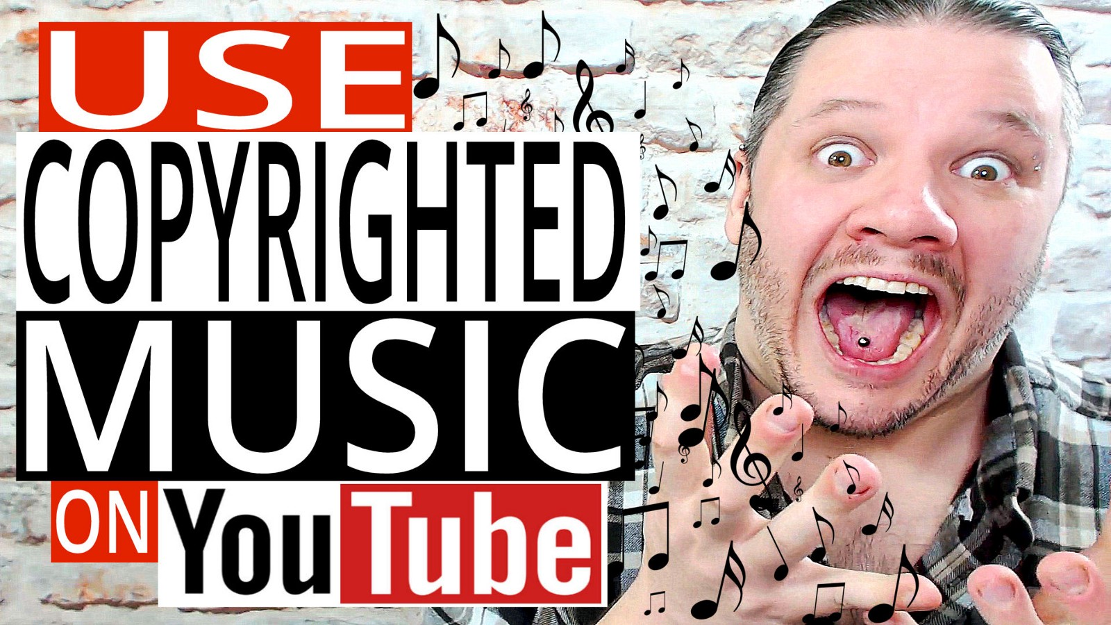 How To Use Copyrighted Music WITHOUT Getting Striked — FREE
