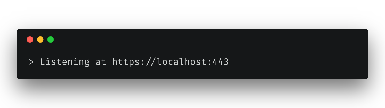 How To Get Https Working On Your Local Development Environment In 5